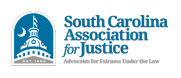 South Carolina Association for Justice logo