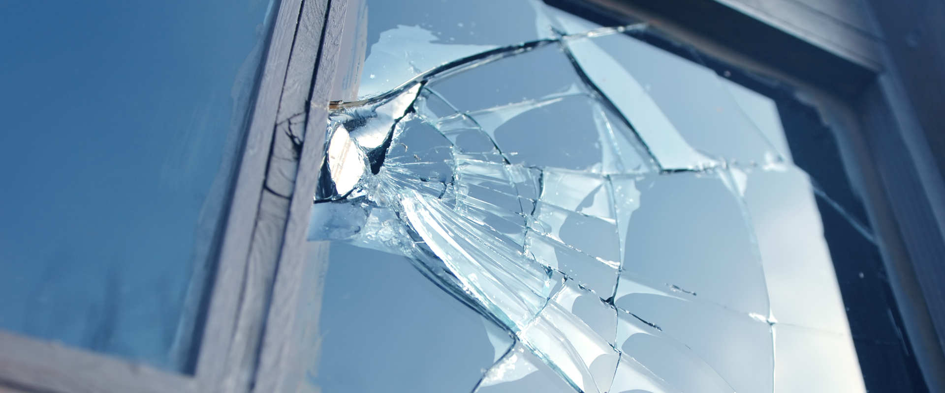 Damage Due to Defective Window Charleston SC