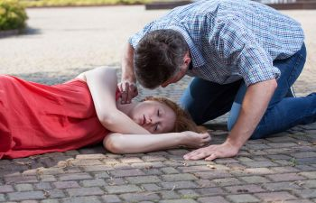 Fainting Injury Charleston SC